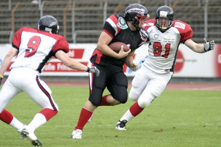 Cologne Falcons vs Düsseldorf Panther 2006